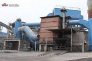 Xinxing Cement Plant 2 GGBFS Production Lines with 600,000 t/a