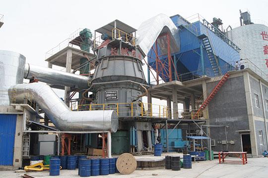 300,000 t/a GGBS Plant
