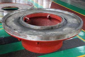 Grinding Table of Vertical Roller Mill