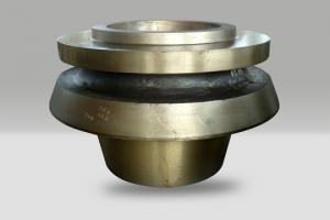 wheel hub of Vertical Mill