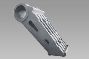 Movable Jaw for Jaw Crusher