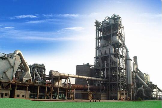 1000 t/d Cement Plant