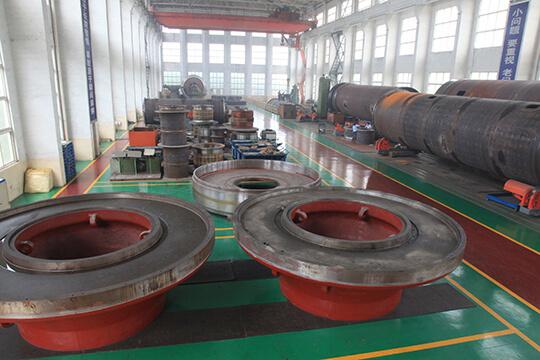 vertical roller mill
