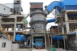 Vertical Raw Mill