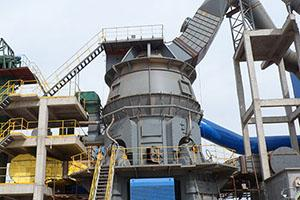 GGBS Vertical Roller Mill