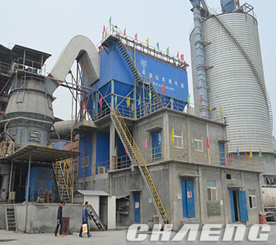 steel slag vertical mill recyling