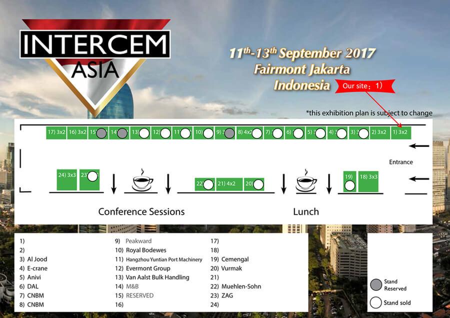 INTERCEM ASIA 2017