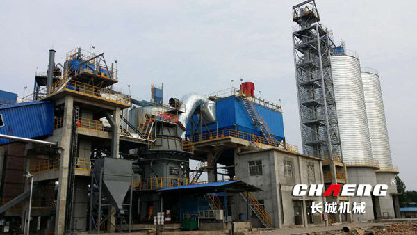 quartz stone vertical mill