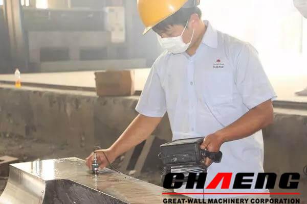 chaeng steel casting manufacturer