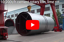 chaeng 10-200t/h cement rotary kiln,lime production line