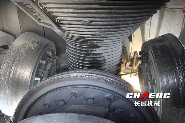 vertical mill grindinig roller