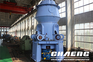 Vertical Raw Mill