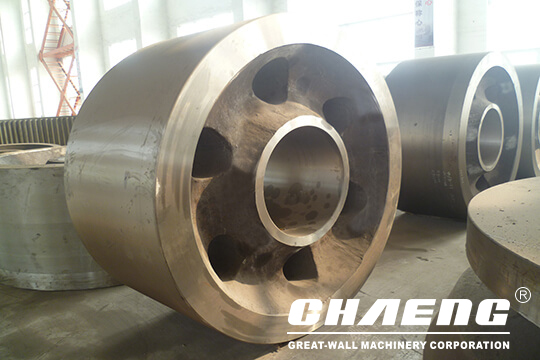 Supporting Roller of Rotary Kiln