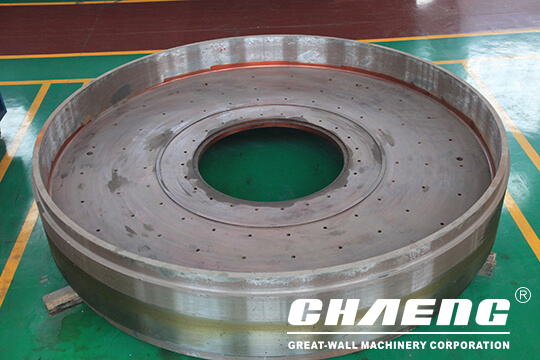 Slide Shoes of Ball Mill