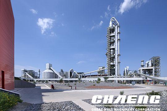 3000 Cement Plant