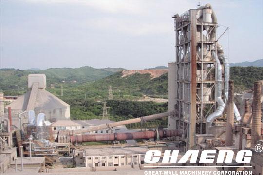 1500t cement plant
