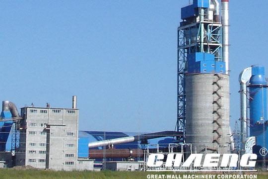 700t cement plant