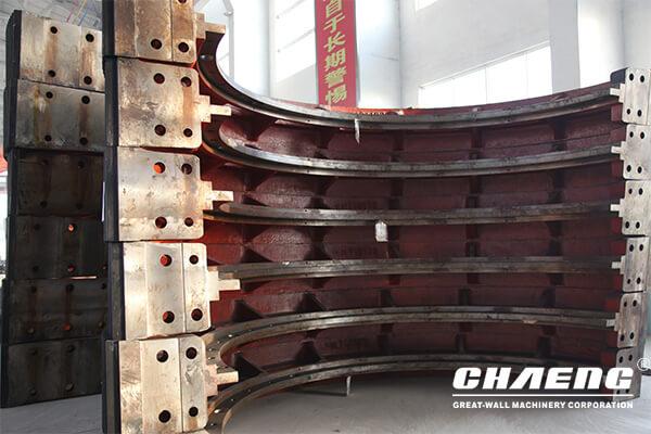 rotary kiln parts