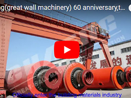 chaeng(great wall machinery) 60 anniversary,the development of chaeng history