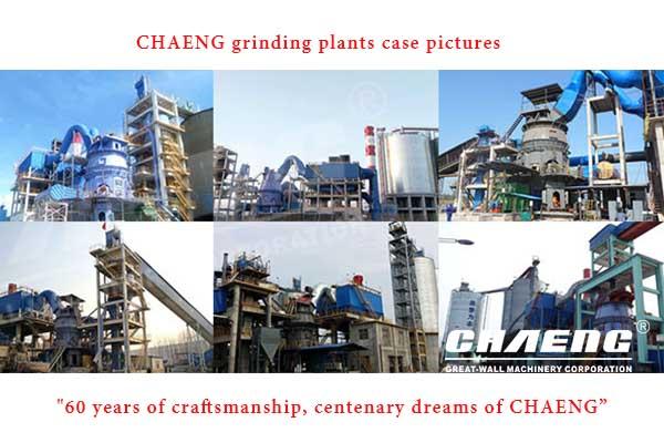 slag grinding plant case