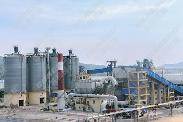 composite powder (slag, steel slag) production line