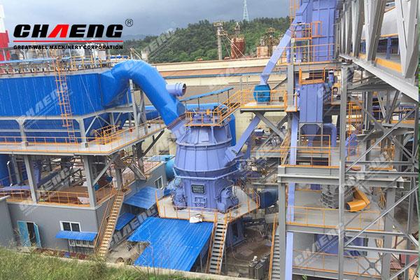 300,000t/y EPC GGBS Plant