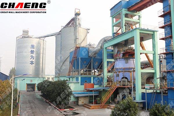 slag mill