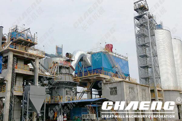 steel slag grinding mill