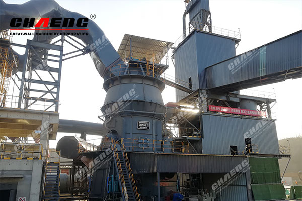 Jinxi Steel's steel slag grinding plant EPC project with annual output of 600,000 tons