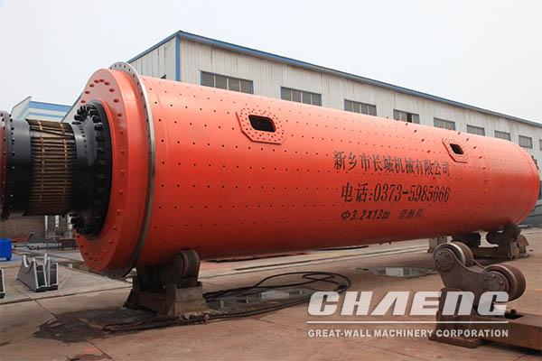 ball mill - GREAT WALL MACHINERY (CHAENG)