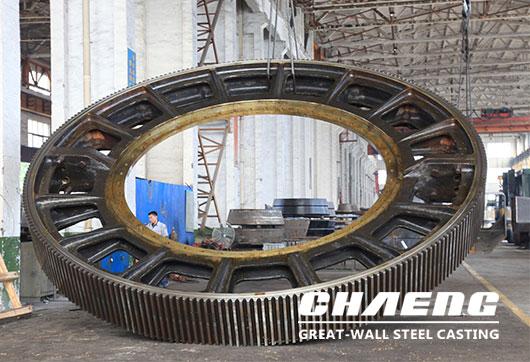 ball mill girth gear rotary kiln girth gear manufacturer