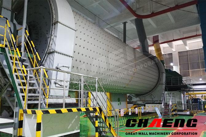 cement clinker ball mill