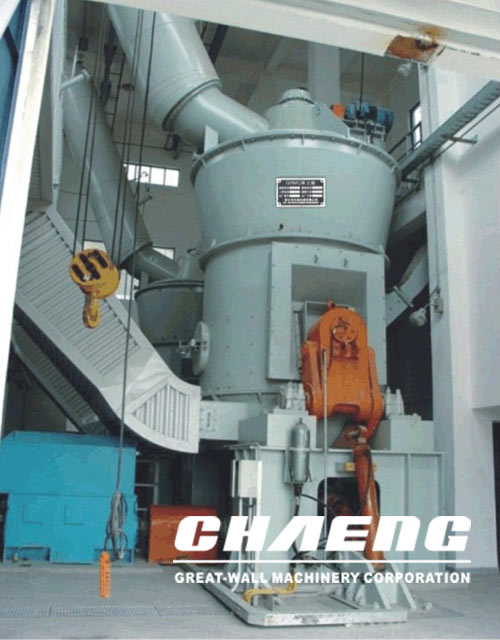 vertical coal Mill Great Wall Machinery (CHAENG)